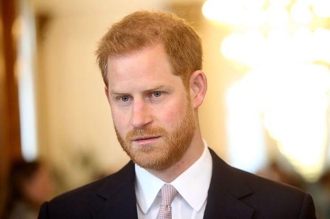 Książę Harry opublikował emocjonalny wpis.