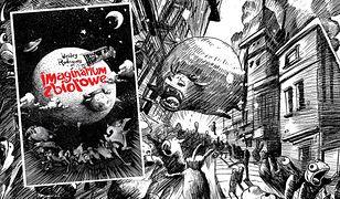 """Imaginarium zbiorowe"", scen. i rys. Wesley Rodrigues"