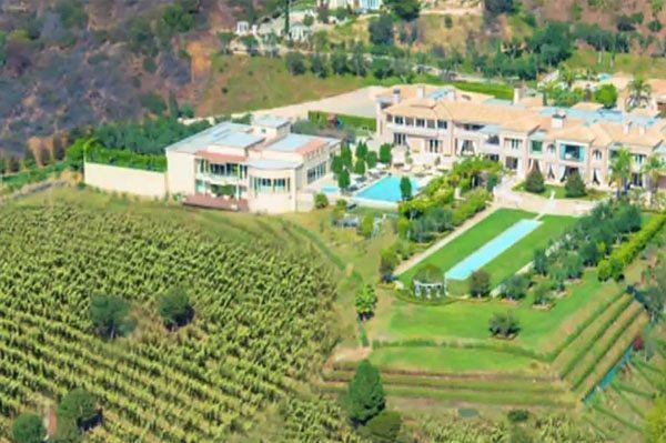 Najdroższa wystawiona na sprzedaż nieruchomość w USA