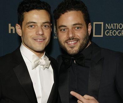 Oscary 2019: Rami Malek ma brata bliźniaka. Łączy ich wyjątkowa więź