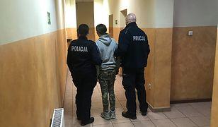 Bydgoszcz. Aresztowano parę podejrzaną o znęcanie się nad dzieckiem.