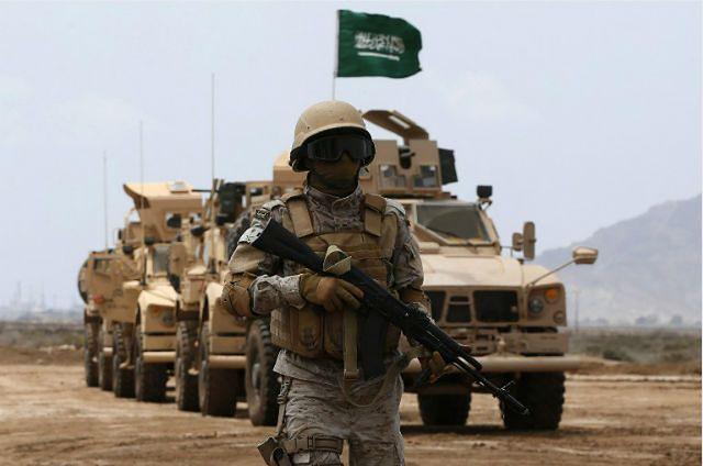 Armia Arabii Saudyjskiej