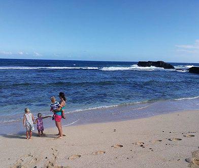 """- Patrzyłam na bezkres oceanu i jakiś głos w środku mówił mi """"To jest mój dom"""" - opowiada Agata Wojcik."""