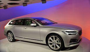 Nowe Volvo V90: zagrożenie dla Niemców