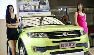 Chińskie auta potrafią do złudzenia przypominać znane modele