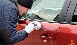 Wyłudzał i kradł samochody. Zamiast aresztu dozór