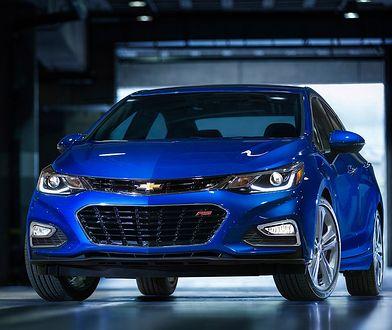 Chevrolet Cruze to w Kanadzie popularny samochód kompaktowy