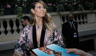 Heidi Klum odpoczywa we Włoszech