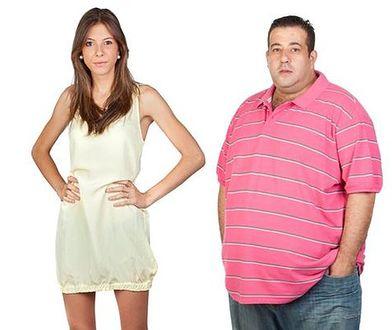 Żeńskie hormony odpowiedzialne za otyłość wśród mężczyzn