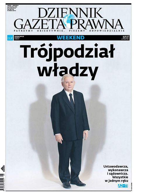 Sondaż. Trójpodział władzy w Polsce. Polacy: nie ma