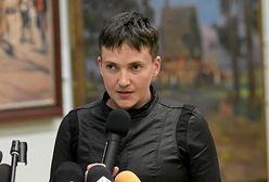 """Ukraiński polityk oskarża. Nadia Sawczenko """"koniem trojańskim"""" Rosji?"""