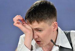 Nadija Sawczenko ogłosiła głodówkę. Żąda uwolnienia jeńców