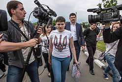 Nadija Sawczenko spadła z piedestału. Kiedyś symbol ukraińskiej walki, teraz posądzana o zdradę