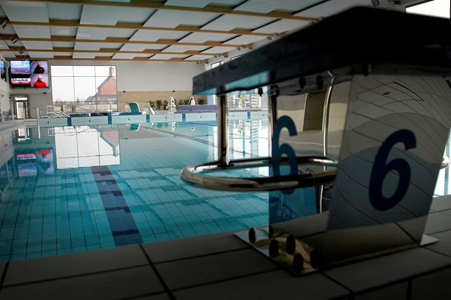 Tragedia na basenie w Zabrzu. Nie żyje 69-letni mężczyzna