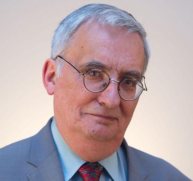 Procedura dyscyplinarna ws. antysemickiego wpisu prof. Jacka Bartyzela