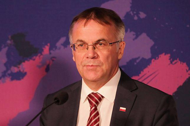 Jarosław Sellin o Europejskim Centrum Solidarności