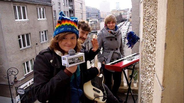 Zagrają koncert na twoim balkonie!