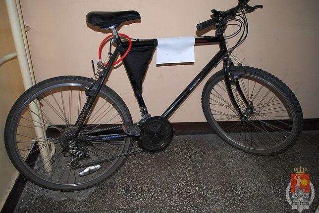 Policjanci odzyskali skradziony rower. Do kogo należy?