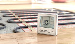 Niska temperatura wody grzewczej nie powoduje tak dużych strat energii, jakie występują w tradycyjnych systemach grzejnikowych