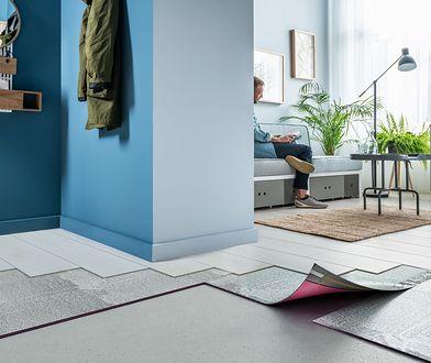 Podłogowy poradnik, czyli jak dobrać podkład do rodzaju podłogi