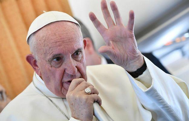 Papież Franciszek wykluczył możliwość wyświęcania kobiet