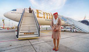 Linia Emirates uchodzi za najbardziej luksusową na świecie