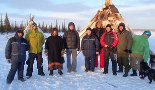 Polscy podróżnicy poznali w 2016 r. Nieńców - rdzenną ludność, zamieszkującą północ Rosji
