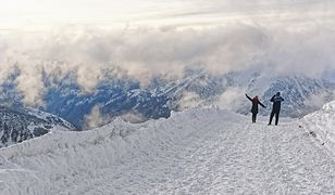 W wielu miejscach w polskich górach jest II stopień zagrożenia lawinowego
