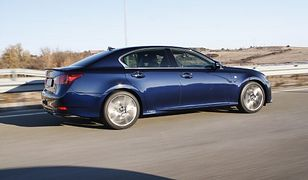 Lexus GS 300h: diesel nie ma szans