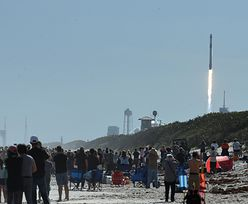 Ci ludzie polecą w kosmos! Axiom zabierze pierwszych pasażerów. Po ile bilet?