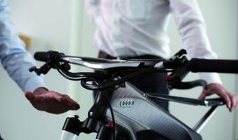 Audi już wkrótce zaprezentuje elektryczny... rower