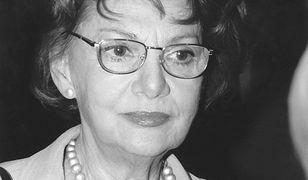 Irena Dziedzic była gwiazdą telewizji w czasach PRL-u