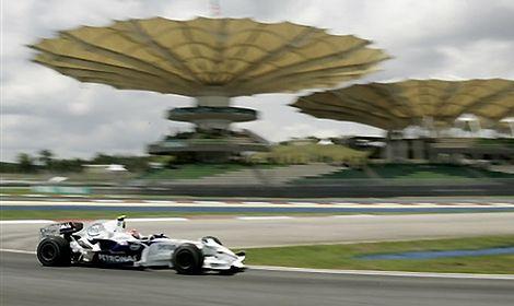 Przesunięto start Grand Prix Malezji