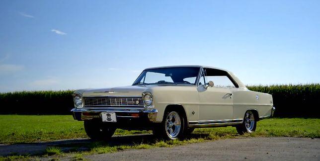 Chevrolet Nova II SS po wymianie silnika - właściciel nie był zadowolony