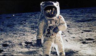 Nie wszyscy uczestnicy misji lądowali na powierzchni Księżyca