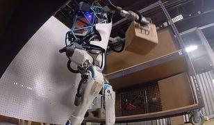 Atlas - niesamowity robot Google'a znów w akcji