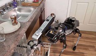 Robot idealny - pozmywa naczynia, przyniesie napój z lodówki