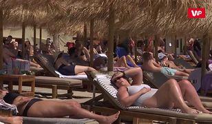"""Grecja otwarta na turystów. Takich sytuacji nie było tu od dawna. """"Jestem zaskoczony"""""""