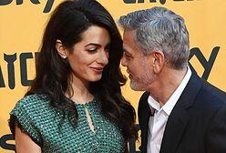 Amal Clooney w drugiej ciąży. Fani nie przestają spekulować