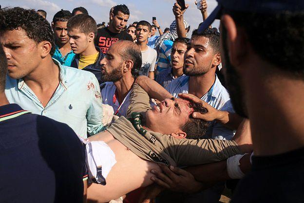 Pięciu zabitych Palestyńczyków. Hamas: to trzecia intifada