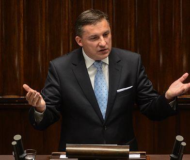 Poseł Sylwester Chruszcz dostał się do Sejmu z list Kukiz'15