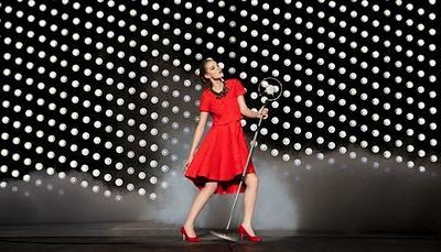 """""""Czerwona sukienka"""" na Wielką Orkiestrę Świątecznej Pomocy"""
