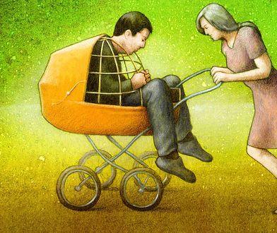 W niektórych rodzinach Dzień Matki trwa całe życie