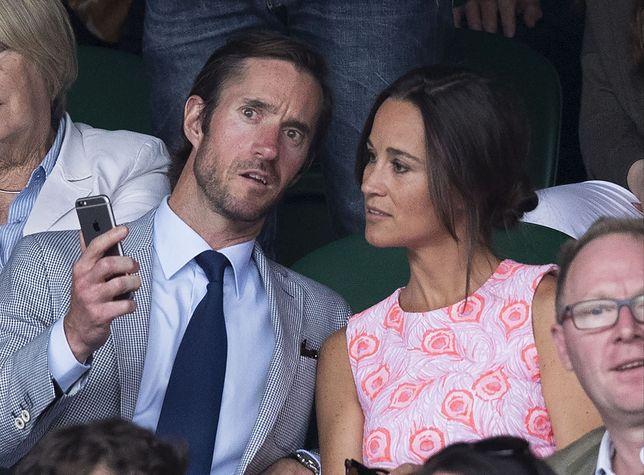 James Matthews i Pippa Middleton są małżeństwem od niespełna roku