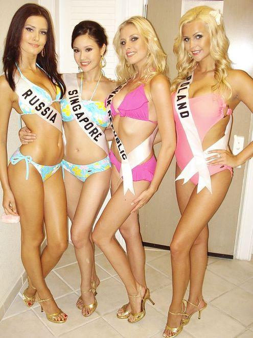 Miss Polonia 2008 na Wyspach Bahama