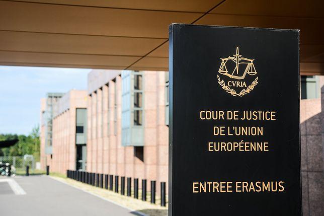 TSUE zawiesił ze skutkiem natychmiastowym Izbę Dyscyplinarną SN