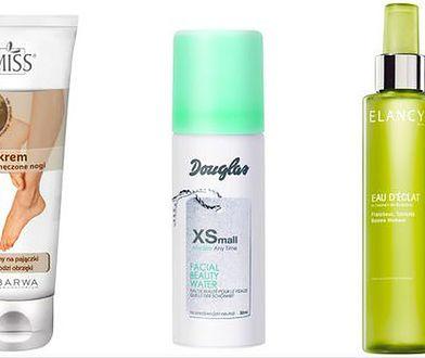 Kosmetyki dla ochłody