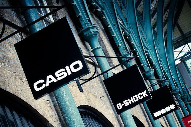 Casio - japońskie gadżety najwyższej klasy