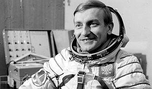 35. rocznica lotu Mirosława Hermaszewskiego w kosmos