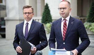 Marcin Szczerba i Dariusz Joński chcą dymisji Łukasza Szumowskiego